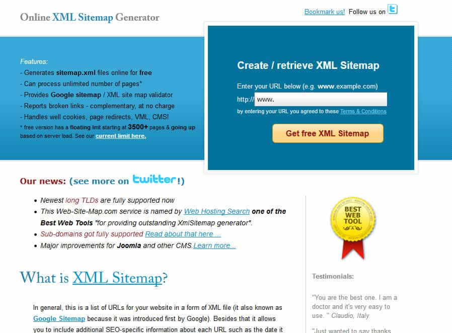 SEO対策 web管理 に 効果的!おすすめ 4つ リンク切れ チェックツール